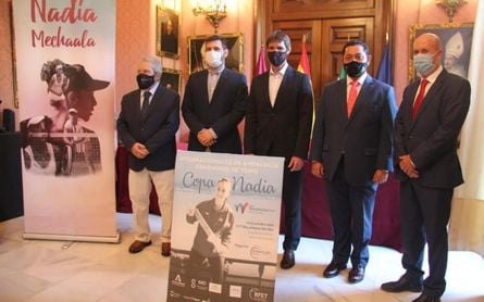 La Copa Nadia devuelve a Sevilla a la elite del tenis mundial