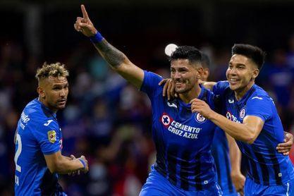 Cruz Azul recibe a los Tigres, en esperado duelo en el Apertura mexicano