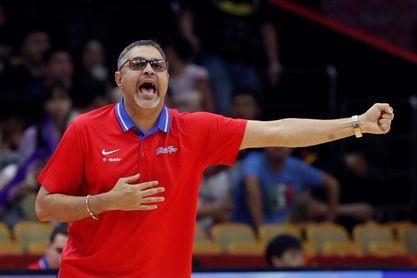Eddie Casiano, destituido como el seleccionador de Baloncesto de Puerto Rico