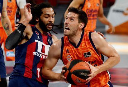 Van Rossom se entrena con el equipo y apura sus opciones de estar en Burgos