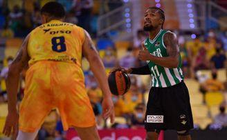 CB Gran Canaria 94 - 70 Real Betis Baloncesto: No levanta cabeza